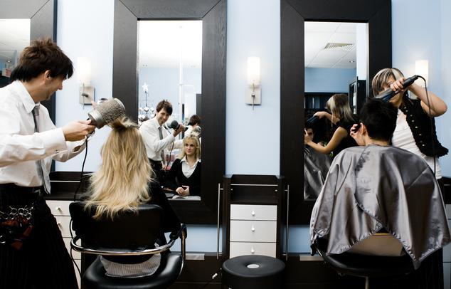 pomysł na mały zakład fryzjerski